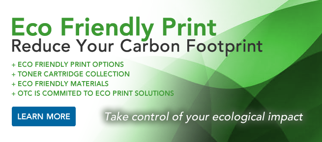 eco friendly print